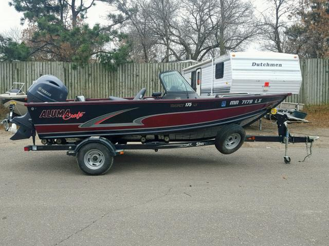 2016 Alumacraft Marine Trailer for sale in Blaine, MN