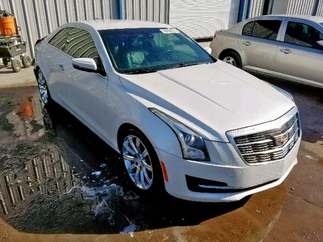 2015 Cadillac Ats 2.0L
