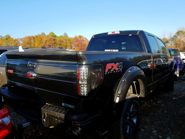 2012 Ford F150 Super 3.5L rear view