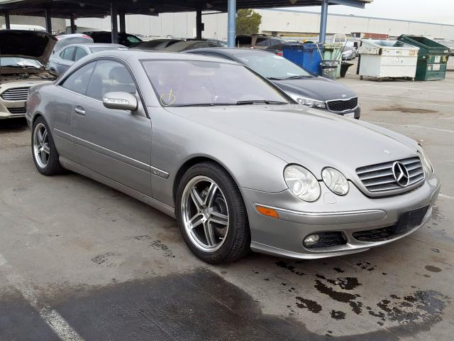 photo MERCEDES-BENZ CL 600 2005