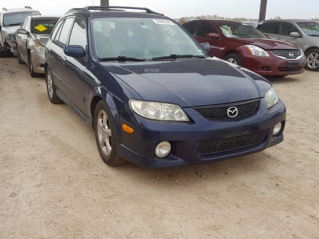 2002 Mazda Protege Pr 2.0L