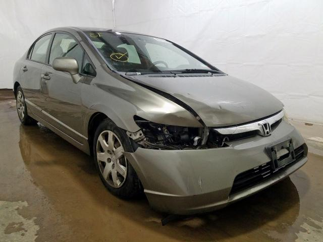 2007 Honda Civic Lx 1.8L