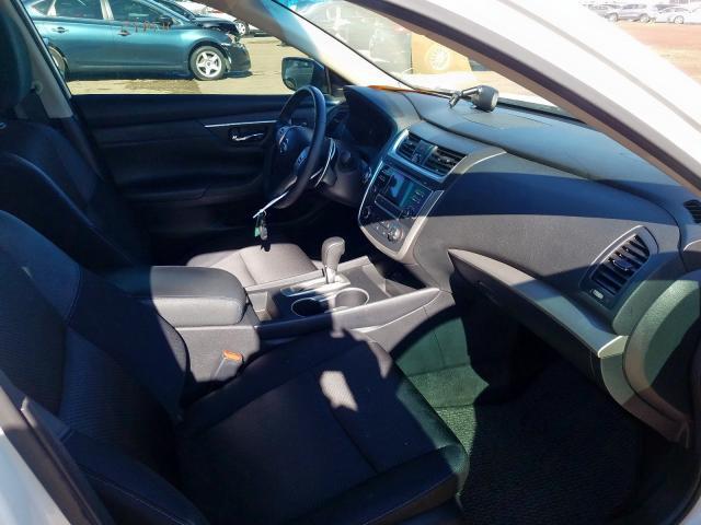 2017 Nissan Altima Interior >> 2017 Nissan Altima 2 5 2 5l 4 For Sale In Phoenix Az Lot 57760089