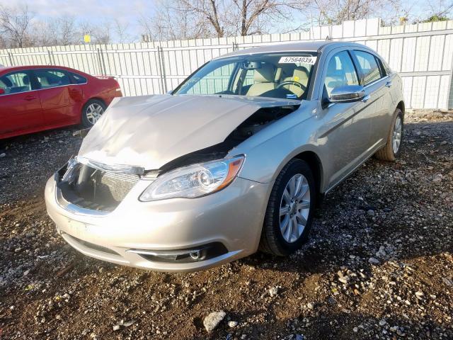 2013 Chrysler  | Vin: 1C3CCBCG6DN683862