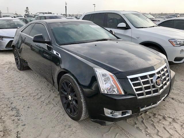 2014 Cadillac Cts Premiu 3.6L