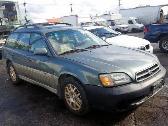 2001 Subaru Legacy Out 3.0L