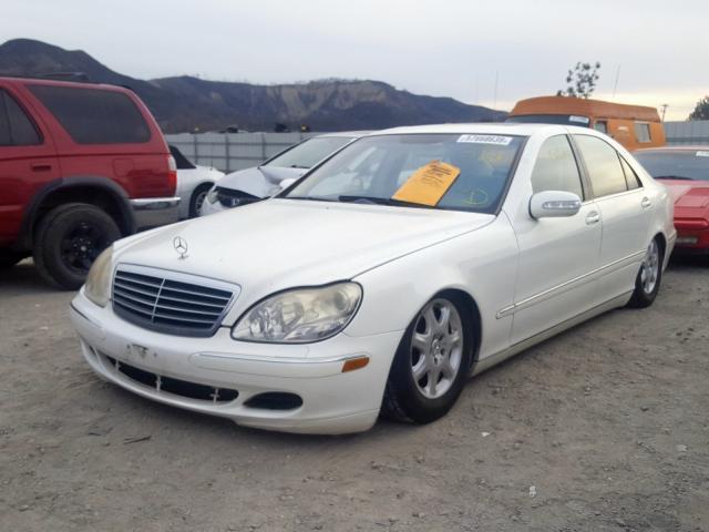 2003 MERCEDES-BENZ  S 430