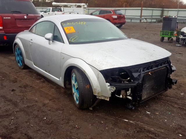 2001 Audi Tt Quattro 1.8L