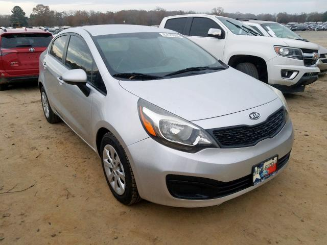 KIA salvage cars for sale: 2013 KIA Rio LX