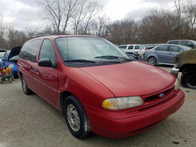1997 Ford Windstar Wagon For Sale Ia Des Moines Fri