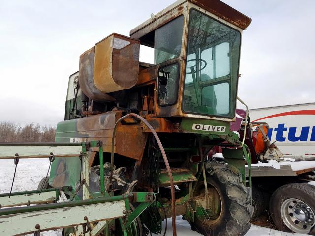 Salvage cars for sale from Copart Montreal Est, QC: 2000 Oliv Combine