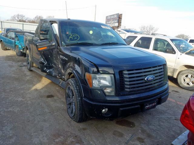 Ford Vehiculos salvage en venta: 2010 Ford F150 Super