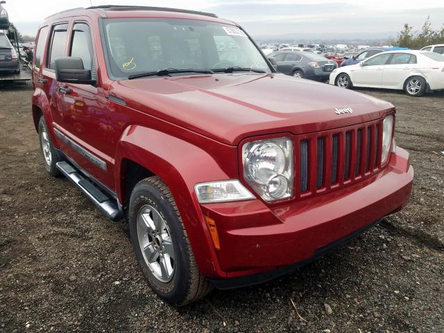2011 Jeep Liberty Sp 3.7L