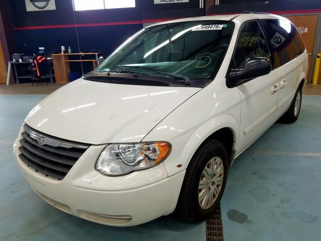 2005 CHRYSLER  MINIVAN
