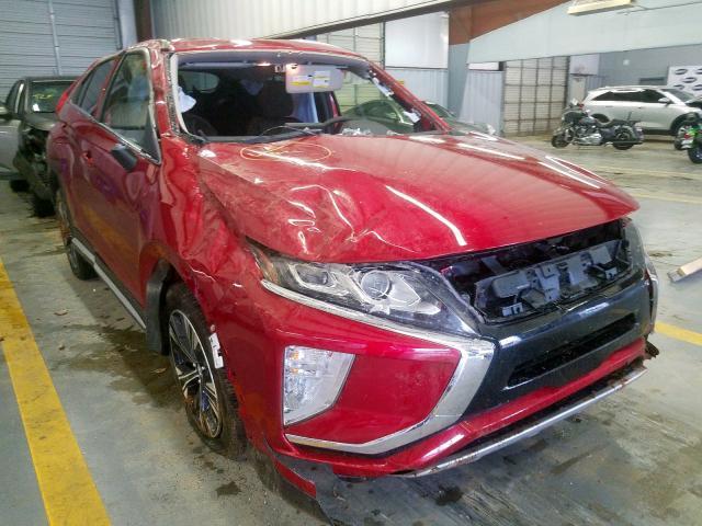Salvage 2019 Mitsubishi ECLIPSE CR for sale