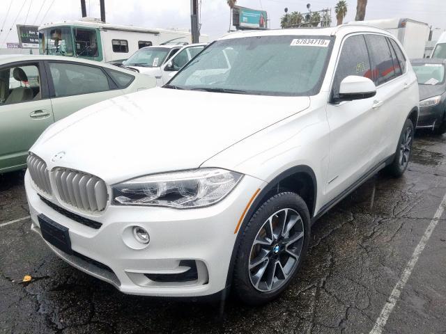 2018 BMW  X5 XDRIVE5