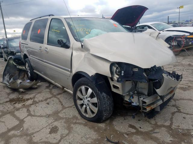 Salvage 2007 Buick TERRAZA CX for sale