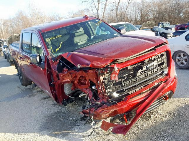 Auto Salvage Des Moines >> 2019 Gmc Sierra K1500 At4 Photos Ia Des Moines Salvage