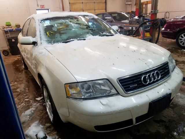 2001 Audi A6 2.7 T >> 2001 Audi A6 2 7t Qu 2 7l 6 For Sale In Ham Lake Mn Lot 57883309