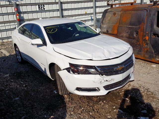 2019 Chevrolet Impala Lt 2.5L