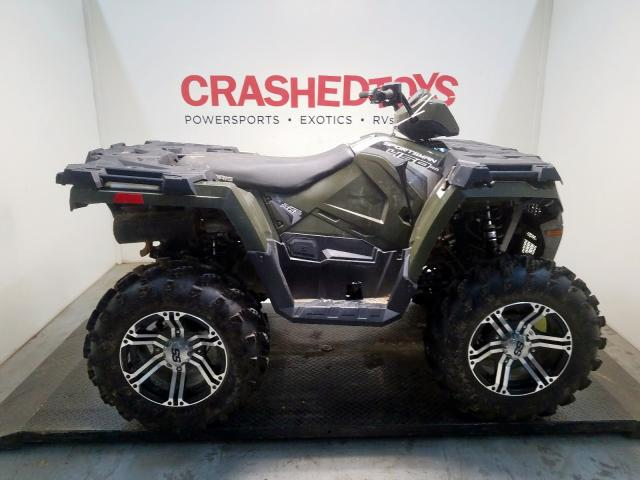 Polaris salvage cars for sale: 2017 Polaris Sportsman