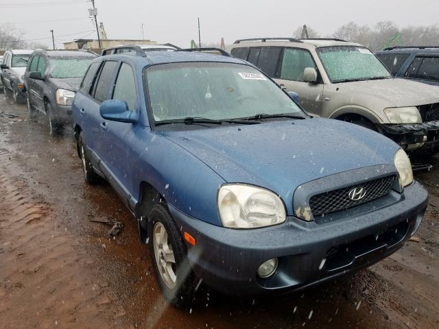 2002 Hyundai Santa Fe G 2.7L
