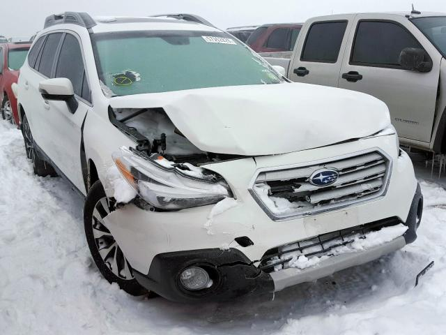 Subaru Outback 3 salvage cars for sale: 2016 Subaru Outback 3