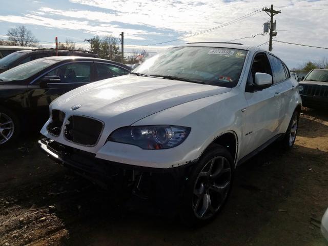 2013 BMW  X6 XDRIVE3