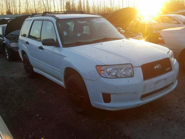 2007 Subaru Forester 2 2.5L