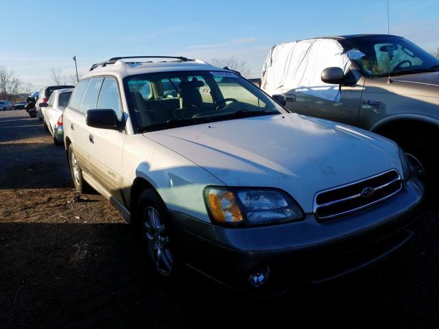 2001 Subaru Legacy Out 2.5L