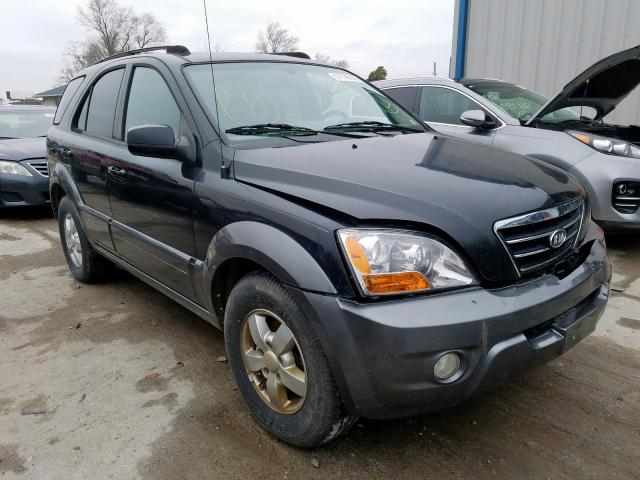 2008 Kia Sorento Ex 3.8L