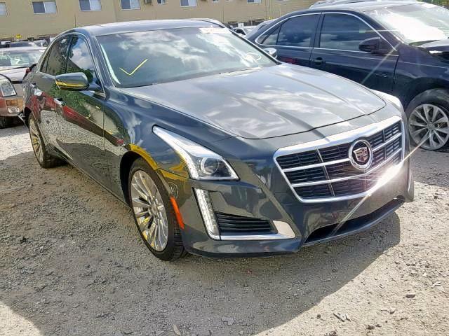 2014 Cadillac Cts Luxury 2.0L