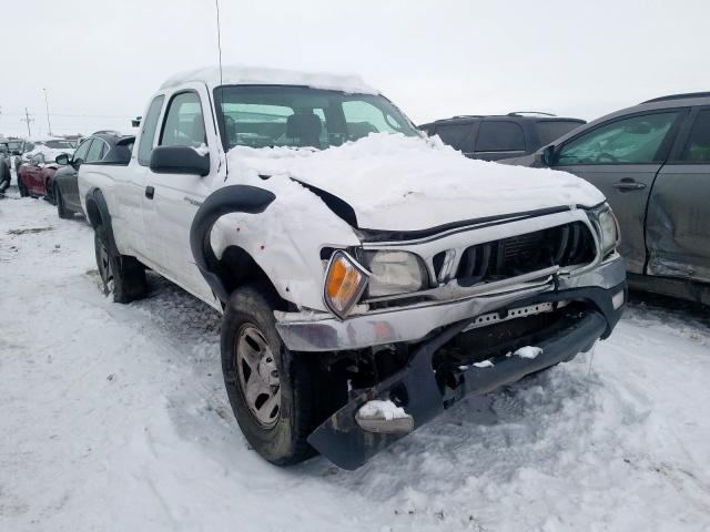 Toyota Tacoma XTR salvage cars for sale: 2004 Toyota Tacoma XTR