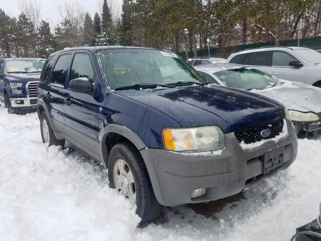 2002 Ford Escape Xlt 3.0L