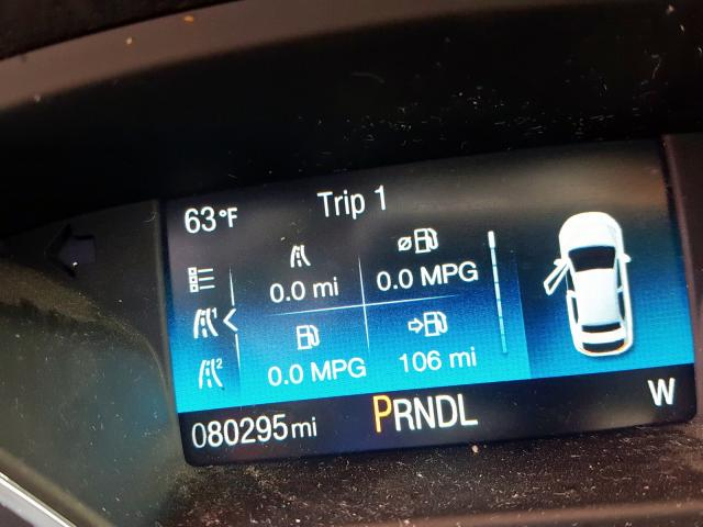 2017 FORD FOCUS SE - Engine View