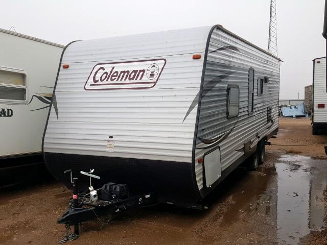 2017 COLEMAN  CAMPER