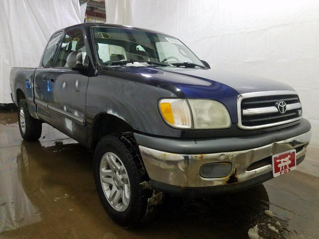 Salvage 2001 Toyota TUNDRA ACC for sale