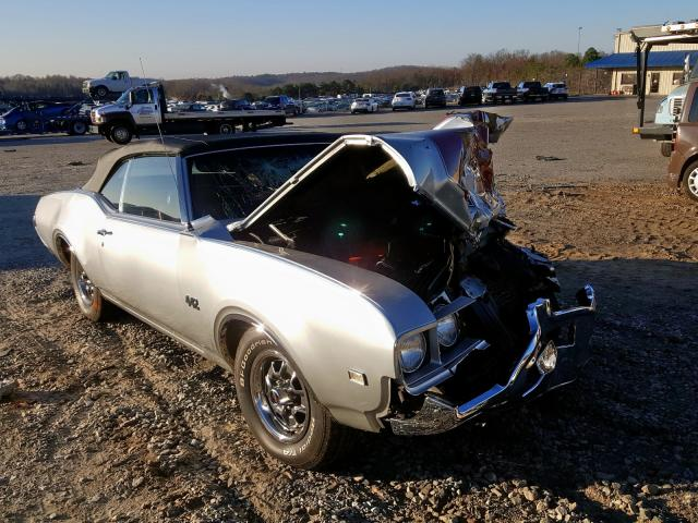 1969 Oldsmobile 442 for sale in Loganville, GA