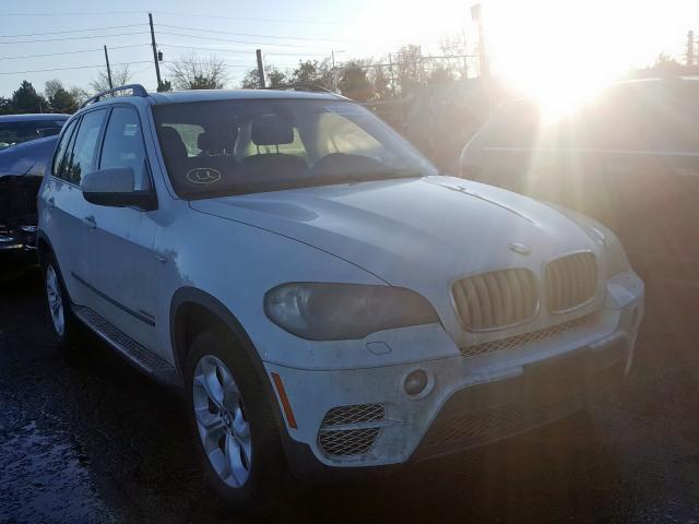 Vehiculos salvage en venta de Copart Brighton, CO: 2011 BMW X5 XDRIVE5