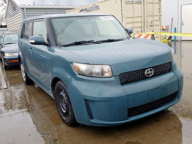 Scion XB salvage cars for sale: 2008 Scion XB