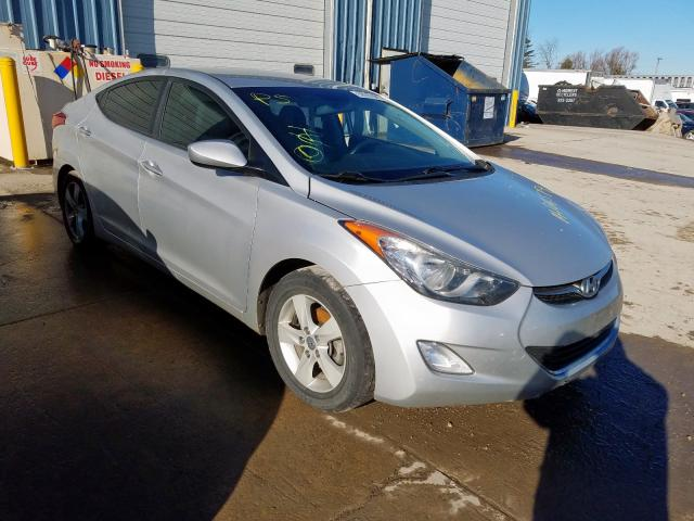 2013 Hyundai Elantra GL for sale in Eldridge, IA