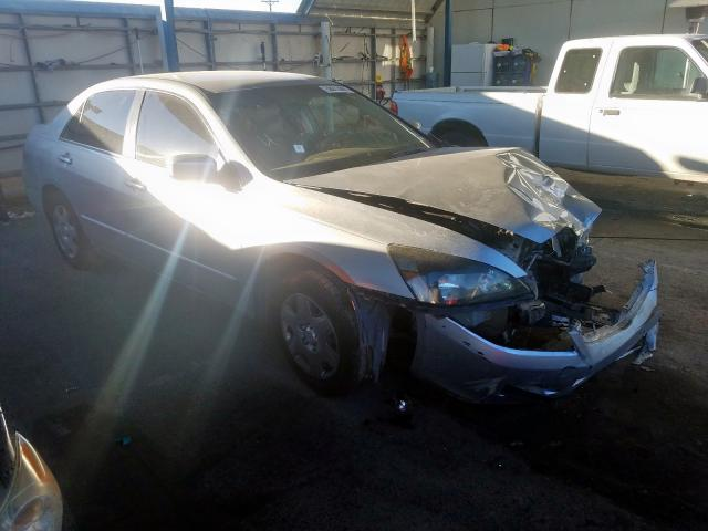Salvage cars for sale from Copart Anthony, TX: 2006 Honda Accord LX