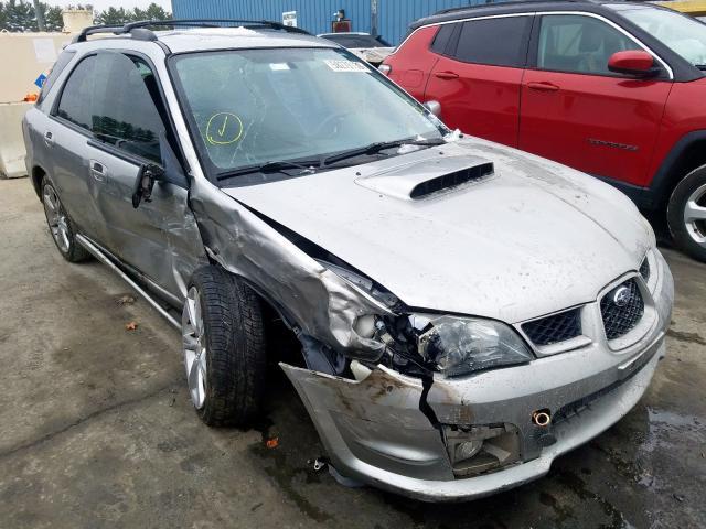 2006 Subaru Wrx Sti For Sale >> 2006 Subaru Impreza Wr 2 5l 4 For Sale In Windsor Nj Lot 58276139