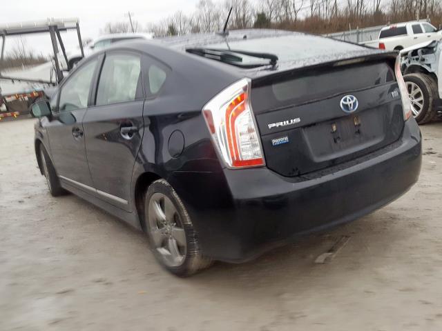 2013 Toyota  | Vin: JTDKN3DU9D5581709