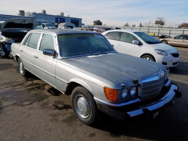 photo MERCEDES-BENZ 450 1977