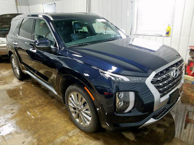 2020 Hyundai Palisade L 3 8l 6 In Mn Minneapolis North Km8r5dhe7lu049432 For Sale Autobidmaster