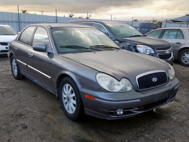 auto auction ended on vin kmhwf35h22a699620 2002 hyundai sonata gls in ca van nuys autobidmaster
