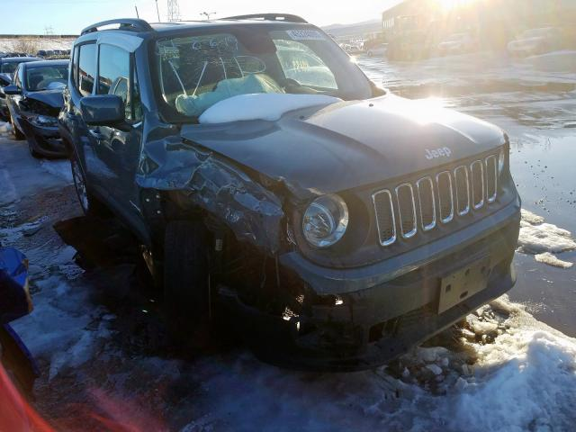 2018 Jeep Renegade L 2.4L