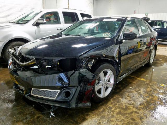 2013 Toyota CAMRY   Vin: 4T1BF1FK2DU247424