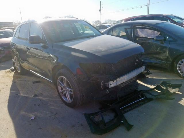 Audi salvage cars for sale: 2013 Audi Q5 Premium